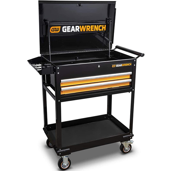 Gearwrench GSX 2-Drawer Tool Cart 83167
