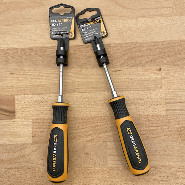 Gearwrench Screwdrivers
