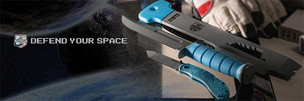 Ka-bar USSF United States Space Force Knife and Tool Release 2021 Defend Your Space